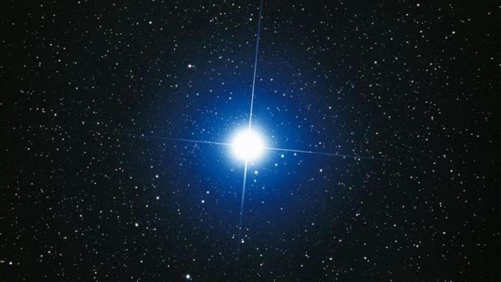 Etoile de Sirius