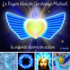 _Rayon Bleu de l'archange Michaël