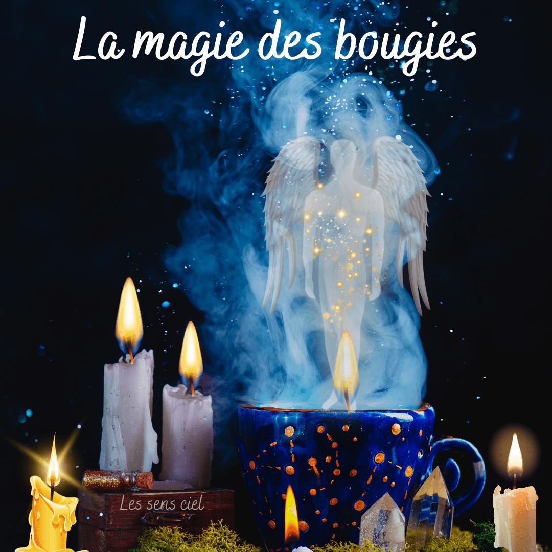 La magie des bougies