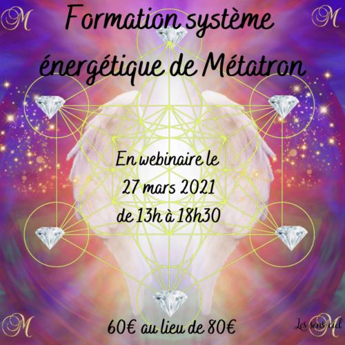 formation Métatron