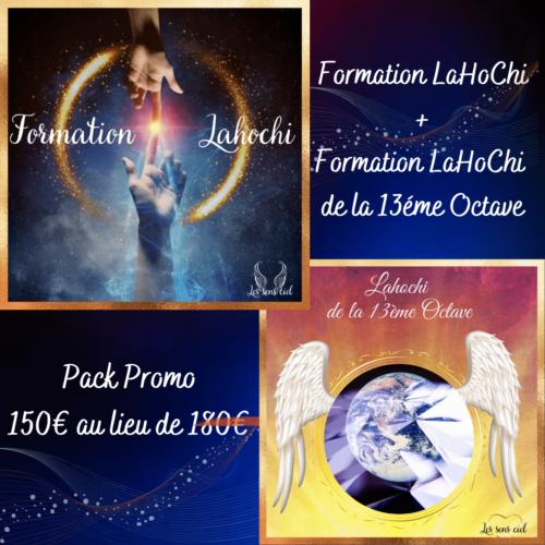 Pack promo formation LaHoChi + Formation LaHoChi de la 13éme Octave