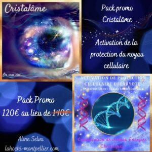 Pack Cristalâme + activation de la protection du noyau cellulaire